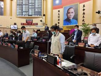 台南市議會替遇害馬國女大生默哀1分鐘 藍營要求蘇貞昌下台