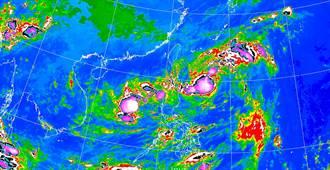 東北風增清晨低溫再現「1字頭」 颱風論壇:閃電恐成中颱