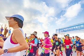 菊島馬拉松 優勝者送龍蝦