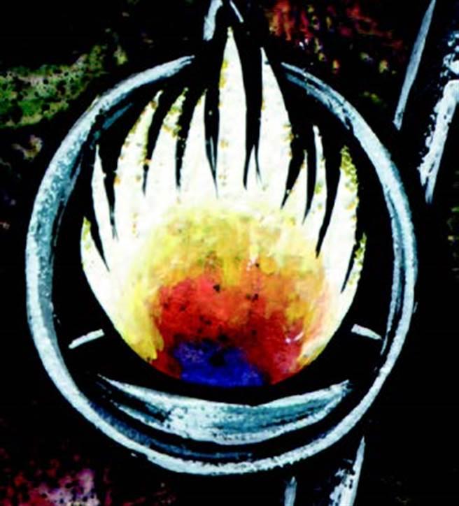 塔羅的儀式 新月是最適合的時機(圖/左西心創藝提供)