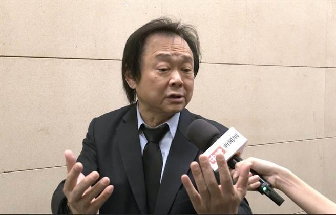 台北市議員王世堅。(攝影/陳宏睿)