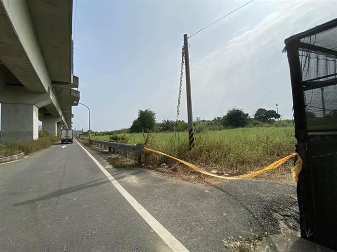 長榮女大生在學校旁台鐵便道遇害,有學生爆料該路段一到晚上就超黑。(圖/資料照、曹婷婷攝)