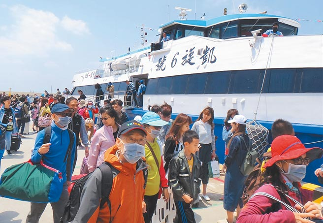 7月到10月實施的「安心旅遊」補助上周六截止,國旅團地點以澎湖最熱門。(本報資料照片)