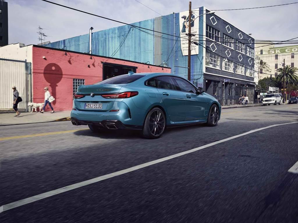 2021年式BMW 2系列Gran Coupé,提供低月付9,900元起多元分期方案或尊榮租賃專案。