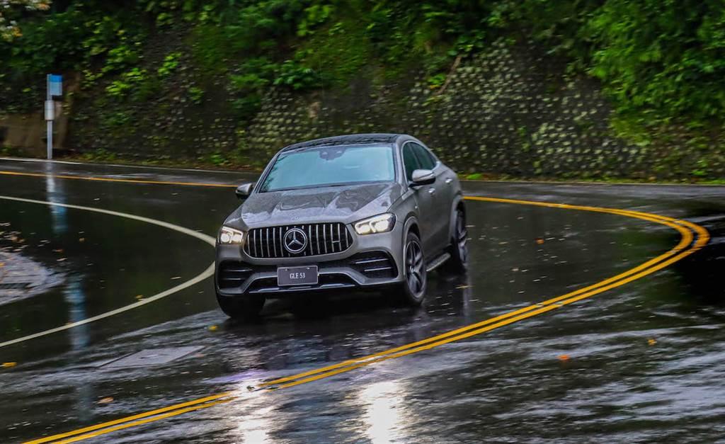 隨興所馭的跑旅夥伴,2021 Mercedes-AMG GLE 53 4MATIC+ Coupe