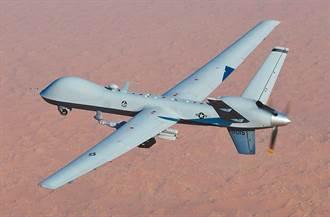 美將售台灣4架MQ-9無人機  裝置偵察設備 軍售金額171億台幣