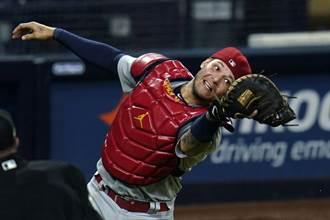 MLB》待紅雀20年 鐵捕莫里納:沒滿意合約就退休