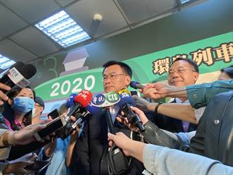 停灌區農民明行政院前抗議 陳吉仲:已給農民最好補償