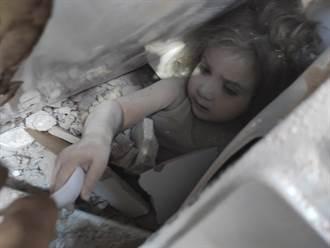 土耳其地震再傳生還者  3歲女孩受困91小時得救