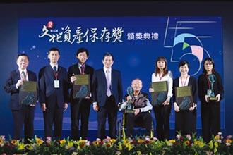 文化部長李永得肯定獲獎單位 國家文化資產保存獎特展 登場