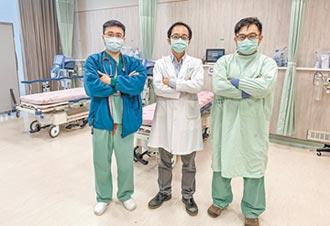 竹縣翁感冒併發肺炎 葉克膜成功救命