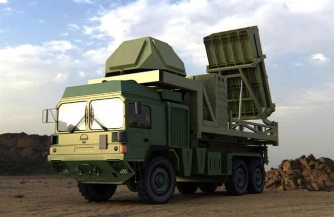 中东有多个国家有意向以色列购买知名的铁穹防空导弹系统。(图/Rafael)
