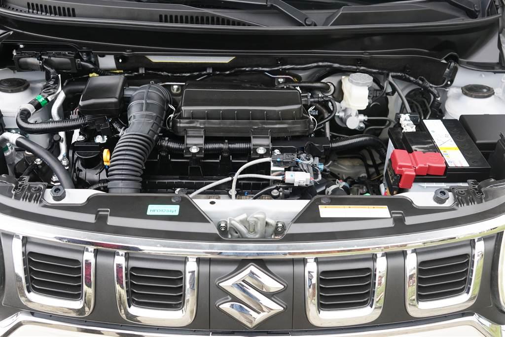 在整合ISG馬達及鋰電池模組的SHVS輕油電系統加入後,新車平均油耗可達22.1km/L,低排放及節能特性使其可對應愈趨嚴格的歐盟法規。