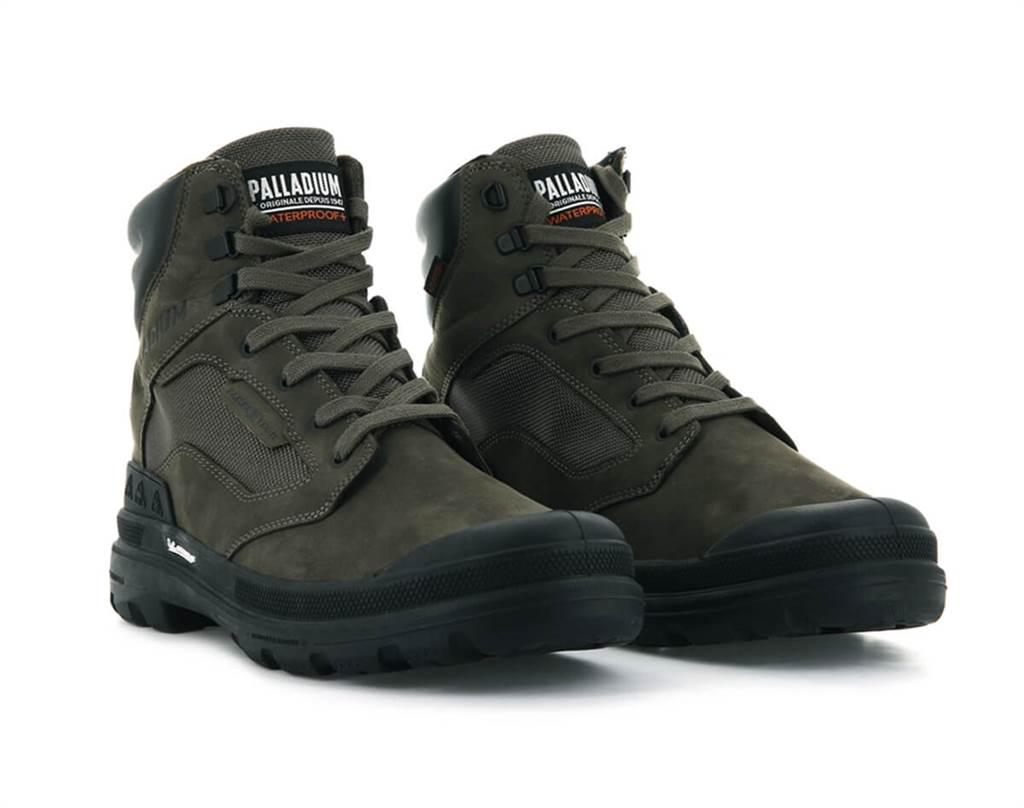 PALLADIUM聯手全球輪胎領導品牌Michelin共同打造嶄新防水潮靴!11月5日首波限量發售