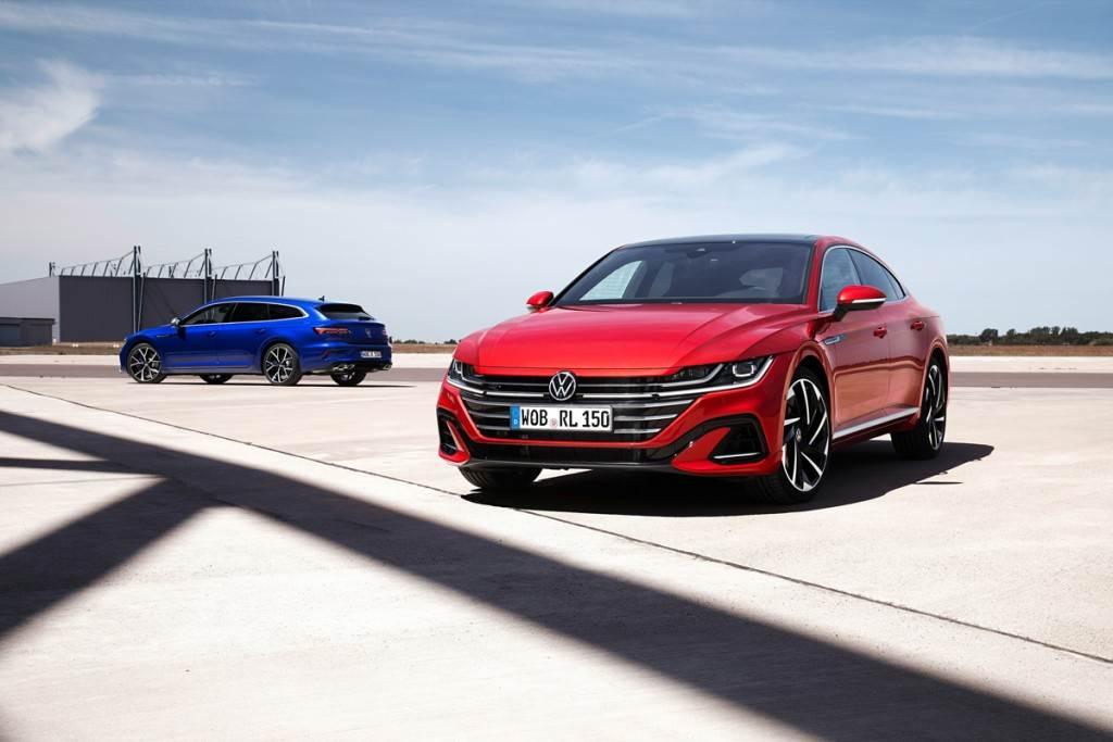 讓人戀愛的Volkswagen轎跑 揭露Arteon的工藝美學