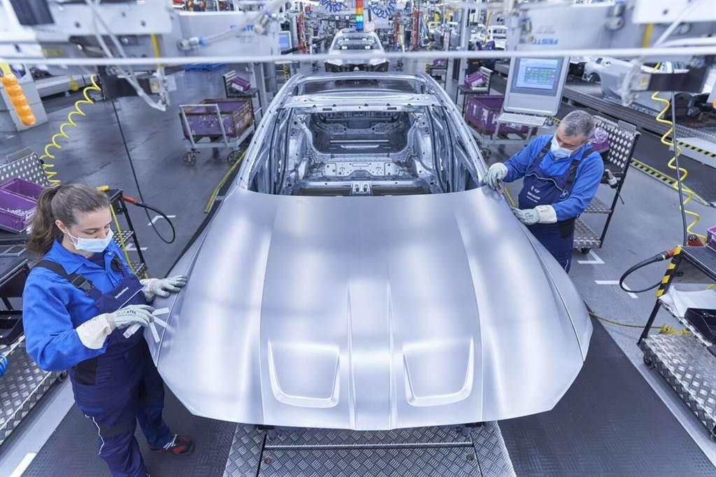 BMW慕尼黑廠開始生產新世代M3