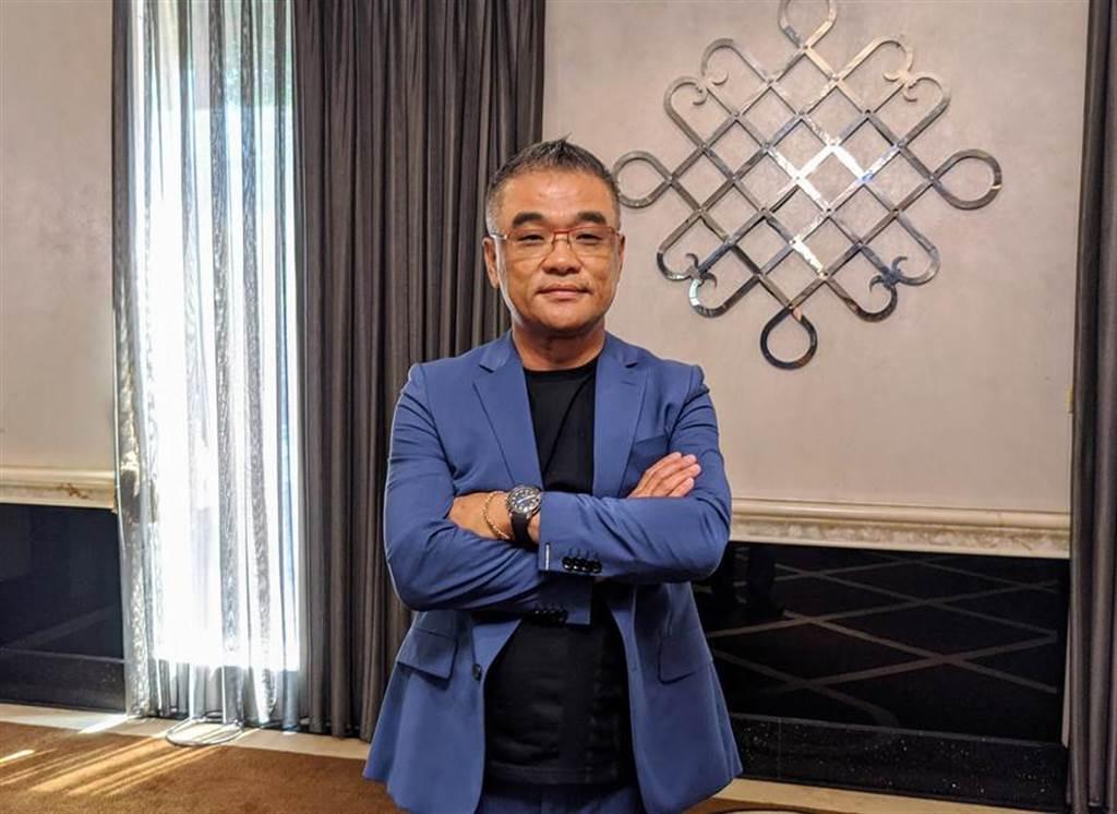 海悅合併營收3.8億元 創單月新高,圖為海悅總經理王俊傑。(葉思含攝)