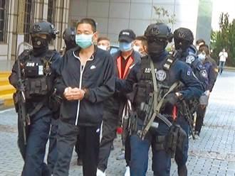 涉恐嚇澎恰恰張綱維 通化街幫主、幕後金主楊醫師羈押禁見