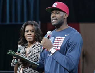 NBA》詹姆斯出資 幫忙佛州重罪犯投票
