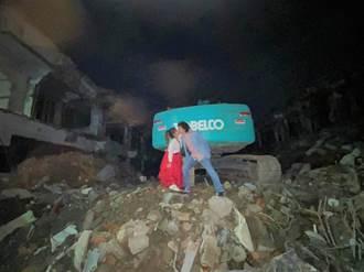 扯 時力議員夜闖知名建物工地拍「最奢華婚紗照」  斗六市長氣炸提告