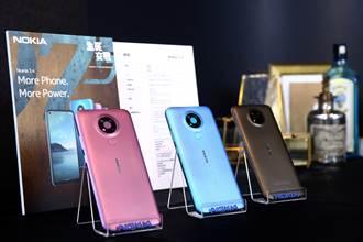 Nokia 3.4三鏡頭手機11/18上市 雙11當日預購省更多