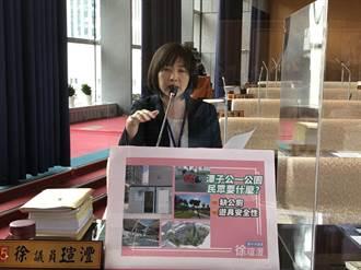 中市議員徐瑄灃為民請命 爭取地方建設莫讓民眾怨懟