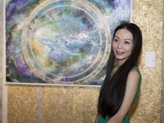 天成文旅華山町 藝術家蔡沛珊創作展盼重視環境
