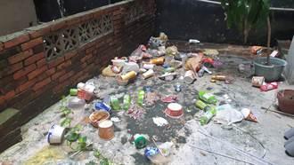 惡鄰居5樓高丟瓶罐垃 民眾勸阻反遭毆打
