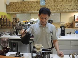 理工男愛上咖啡 狂拿證照要推精品咖啡品牌