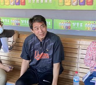 台灣大賽》落後一場不沮喪 餅總強調獅隊已很棒