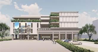 變更福興停車場用地 分駐所戶政日照托嬰合體蓋綜合大樓