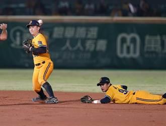 台灣大賽》兄弟新生代二游太穩 黃泰龍讚爭冠重要戰力