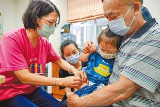 流感疫苗接種破500萬劑 幼兒接種低 首打族只有18%
