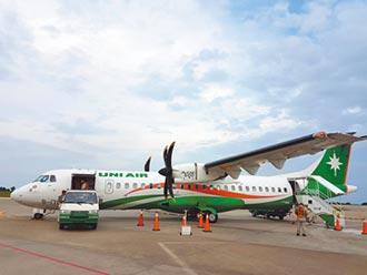南竿航空站旅客 創單月最高紀錄