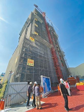 維冠大樓原地重建 明年完工