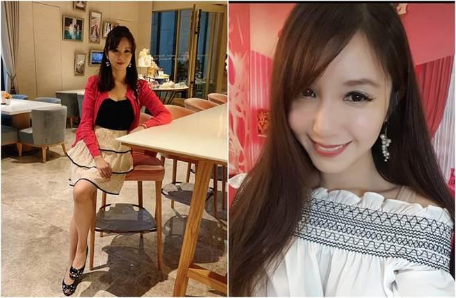 蔡郁璇当兼职网路直播主,亲民的她也乐于和粉丝互动。(图/取材自我是蔡郁璇脸书)