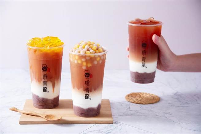 搶攻冬季茶飲商機,康青龍茶蘊相思系列於11月4日醇香開賣。圖/康青龍提供