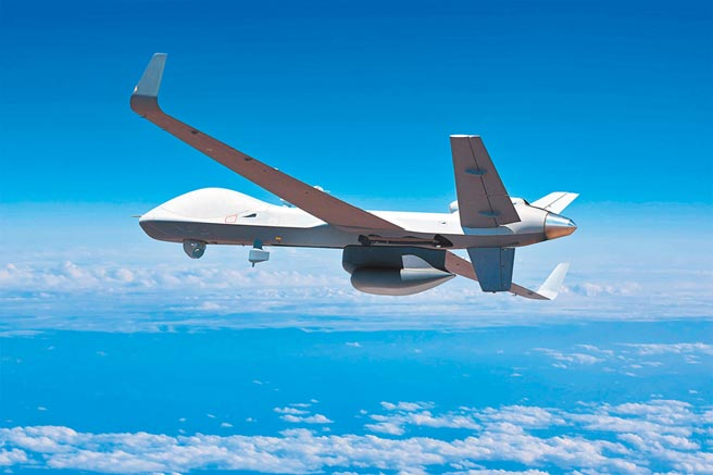 MQ-9b SeaGuardian(海上衛士無人機)。(摘自General Atomic Areonautical官方網站)