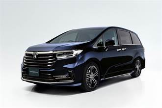 首創手部感應側滑門、內裝大改,Honda 日規 Odyssey 二度改款正式發表!