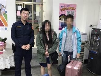 24歲中壢乞丐妹GG了 警:再乞討將開罰「見一次罰一次」
