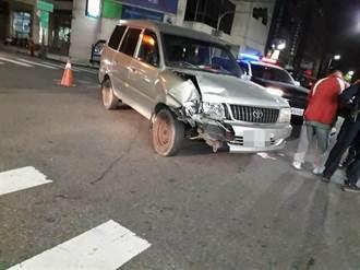 苗栗男子酒駕肇事撞毀5汽機車 一度肇逃被捕