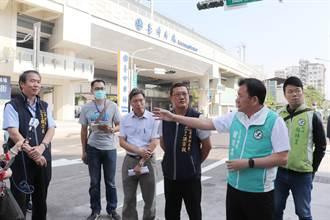 台中火車站長期傳惡臭 立委黃國書會勘:要求限期在年底前改善