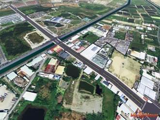國道一永康交流道聯絡道工程預計2023年完成通車