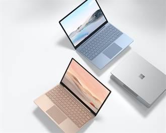 微軟 Surface Laptop Go 開賣 輕巧便攜行動力再提升