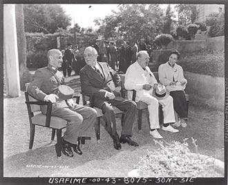 二戰以來白宮主人與中華民國的恩怨情仇