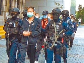 涉恐嚇澎恰恰 通化街幫主遭羈押
