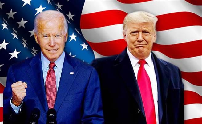 美國總統大選總整理》拜登距入主白宮差6票(製圖/陳友齡)