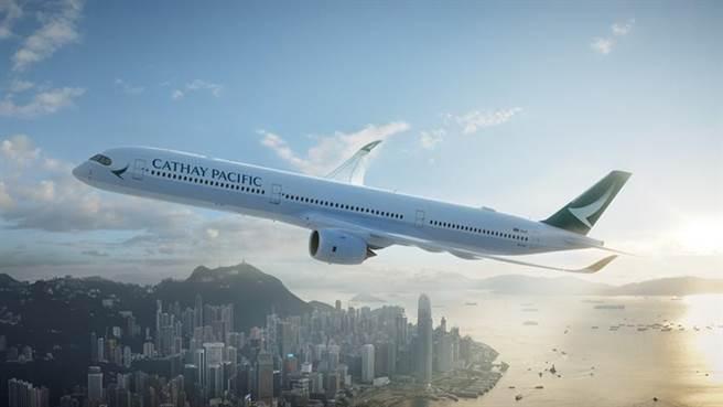 國泰航空與機組員達成新服務條件。圖/國泰航空提供