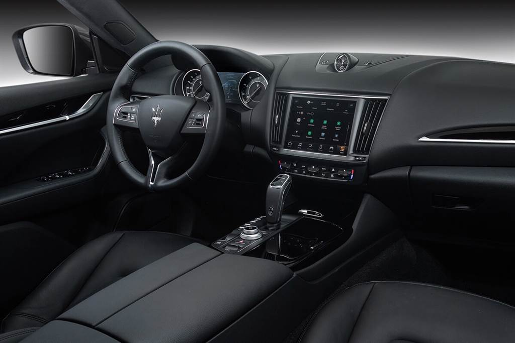 新年式Maserati Levante全方位小改款 378萬起,年終配額即將到港