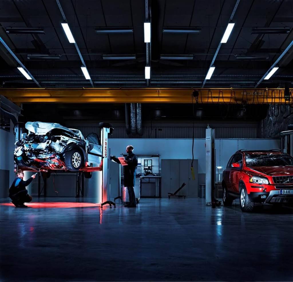 Volvo汽車事故研究團隊慶祝成立50週年 並讓大家知道他們是如何精準行事的
